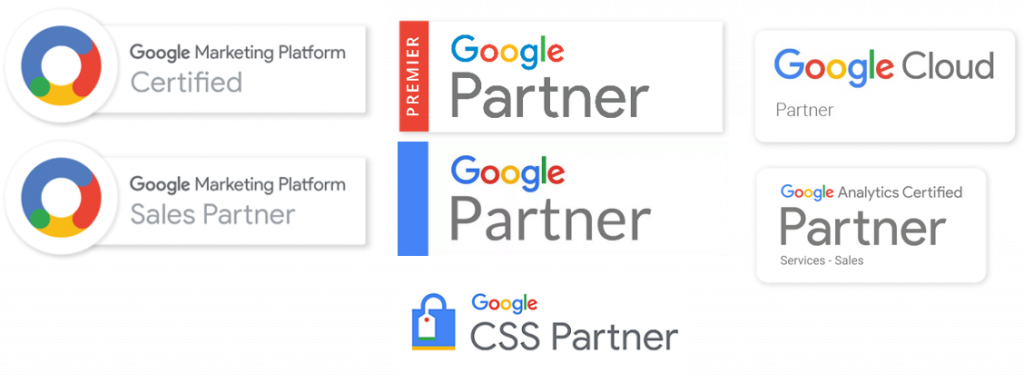 Karma is Google Premier Partner and GMP Reseller